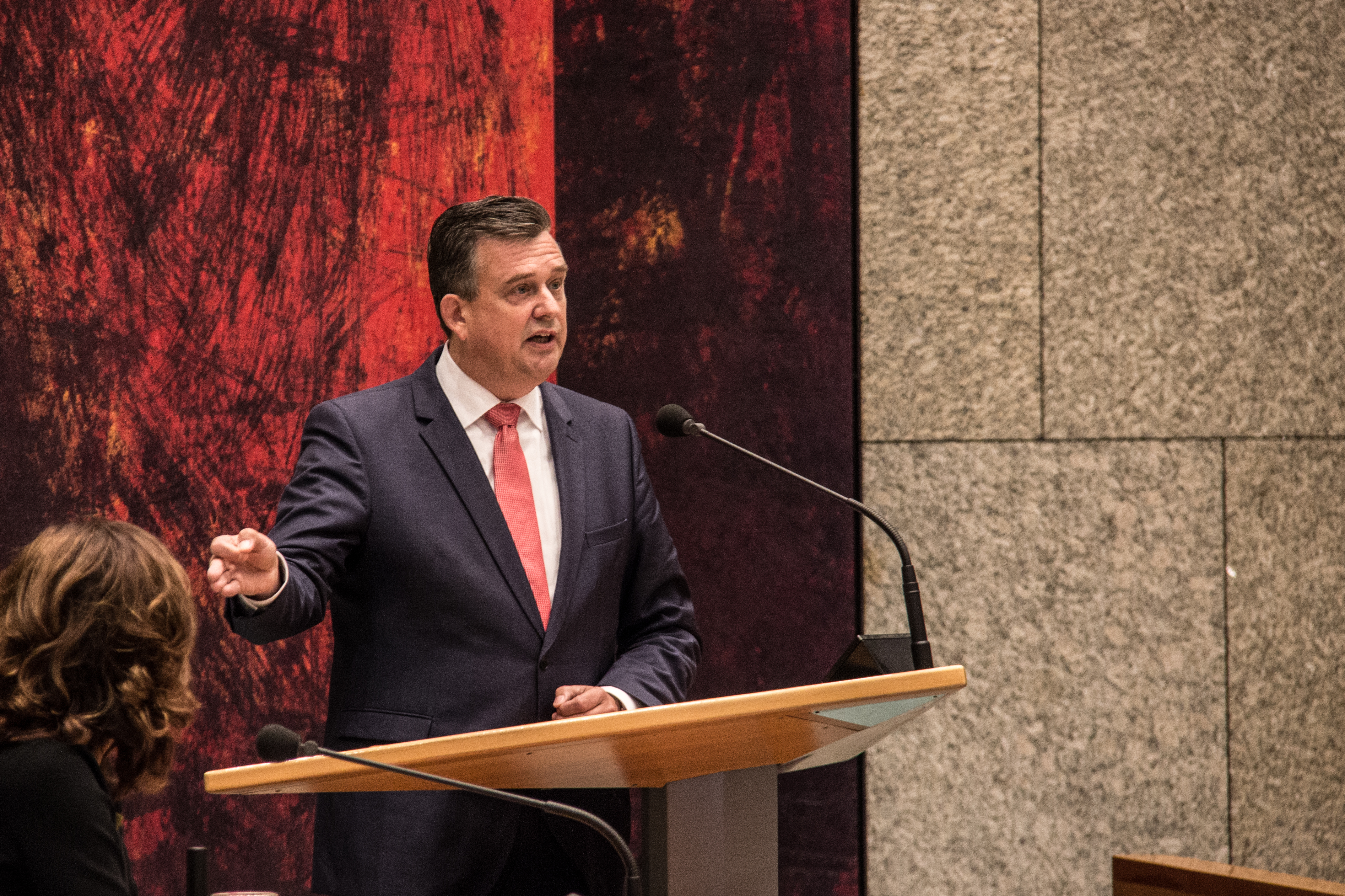 Roemer: 'kabinet schuift verantwoordelijkheid voor opvang ...