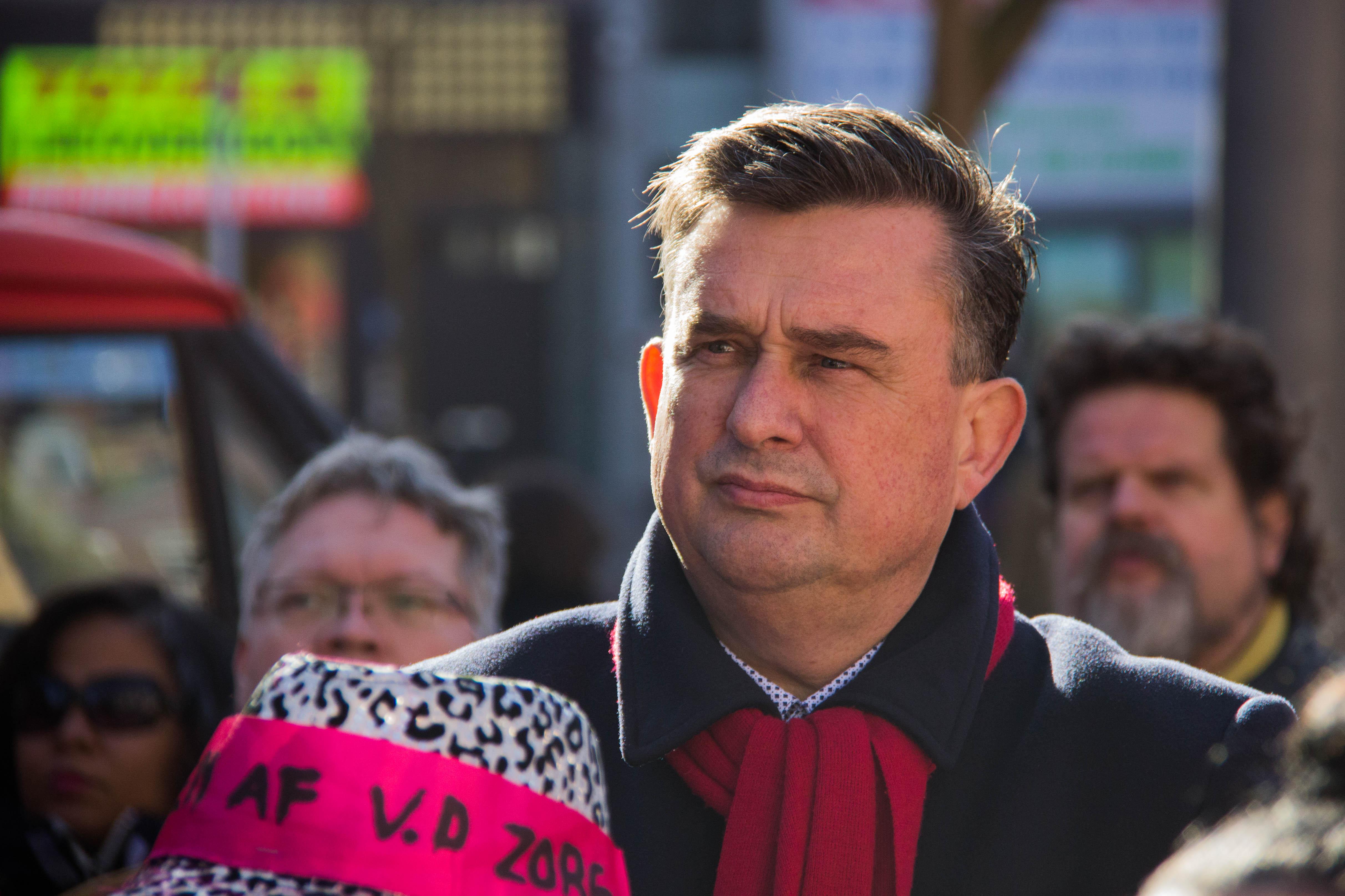 Roemer: 'kabinet pleegt duurste bankroof ooit' :: sp nl