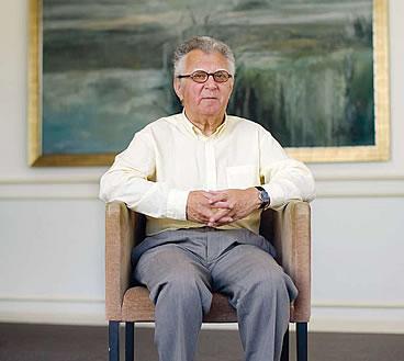 Arnold Heertje Tribune 122008 Kredietcrisis Interview Arnold