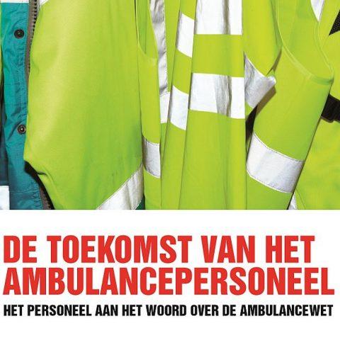 De toekomst van het ambulancepersoneel
