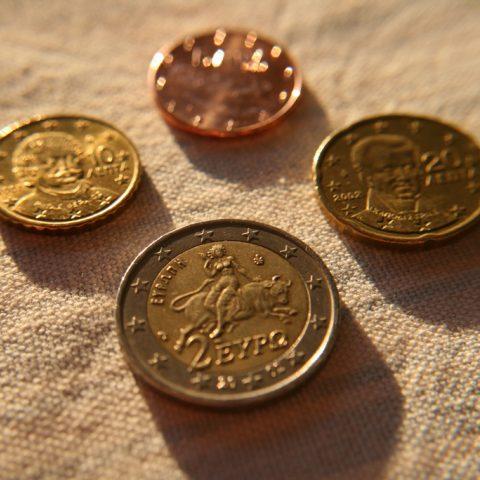 Griekse euro's