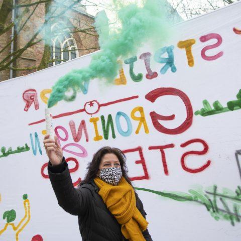 Groningen gaswinning bevingsramp
