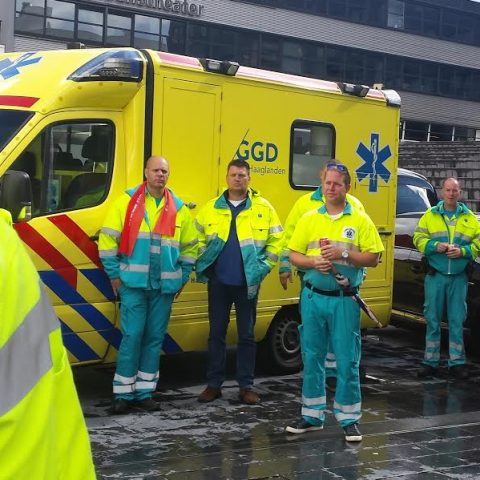 ambulancepersoneel