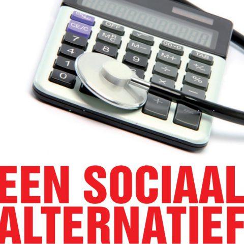 Een sociaal alternatief voor de AWBZ
