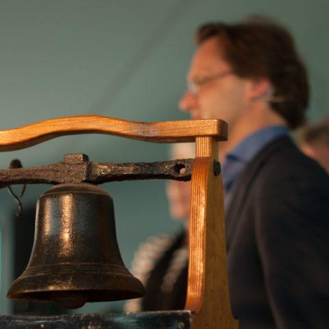 Ronald van Raak bij opening Huis voor Klokkenluiders