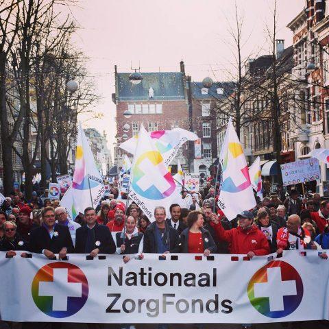 Landelijke aftrap Nationaal ZorgFonds