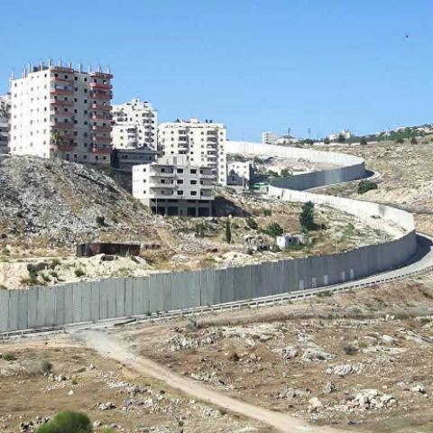 Palestina Israël