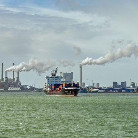Zeeschip Rotterdam