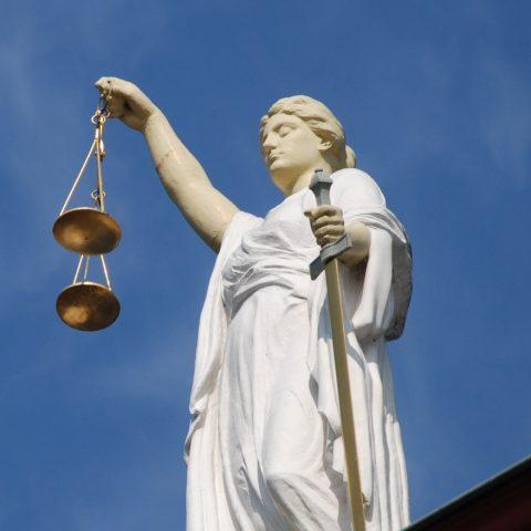 Huizen van het recht
