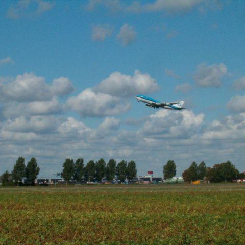 Vliegtuig (foto: Shirley de Jong, CC by-nc/2.0/)