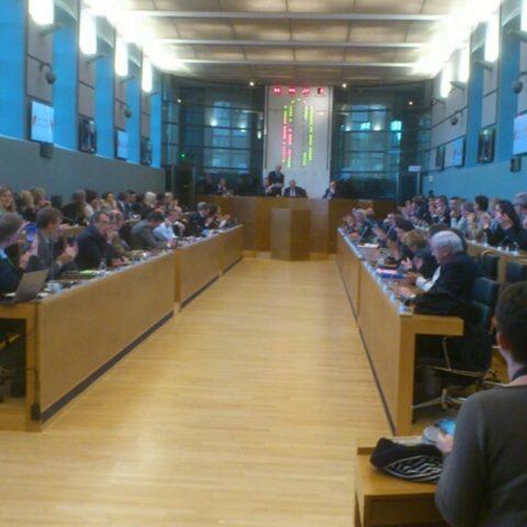 Het Waalse Parlement stemt over CETA