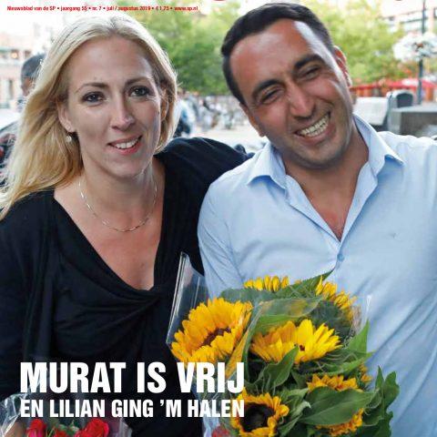 Murat is vrij