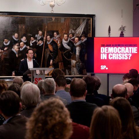democratie symposium