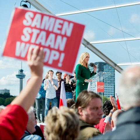 Lilian Marijnissen Rechtvaardigheid Rotterdam