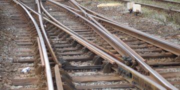 Spoor en trein
