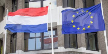 Nederland en Europa (foto: Sander van Oorspronk)