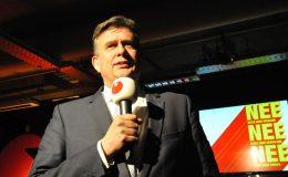 Roemer op uitslagavond referendum