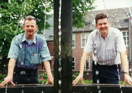Emile Roemer en Theo Weenink