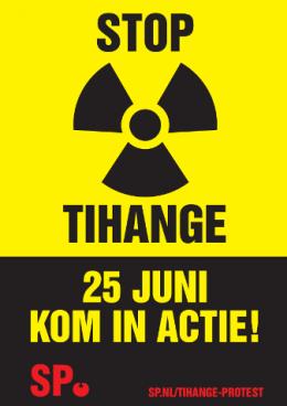 Tihange Protest