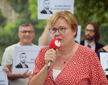 Jannie Visscher - Kandidaat partijvoorzitter SP