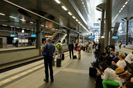 Berlin Hauptstation