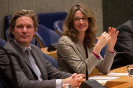 Sharon Gesthuizen en Foort van Oosten