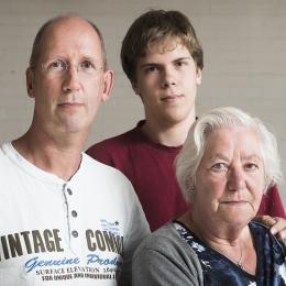 Familie Van Houten